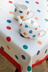 Spotty Porcelain Multi