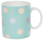 Jumbo Mug - Spotty Duck Egg