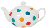 Small Teapot - Spotty Multi