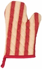 Cricket Oven Mitts Red