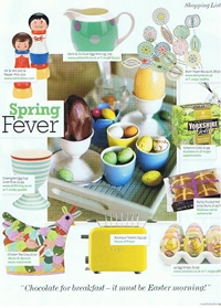 Great British Food - March 2011
