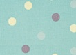 Oilcloth Spotty Duck Egg